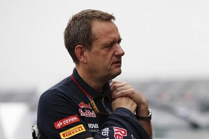 Steve Nielsen joins Williams F1 team after leaving Toro Rosso