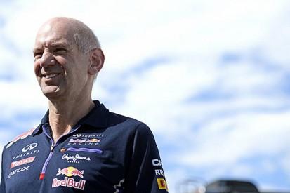 Red Bull boss Horner says Adrian Newey still loves F1
