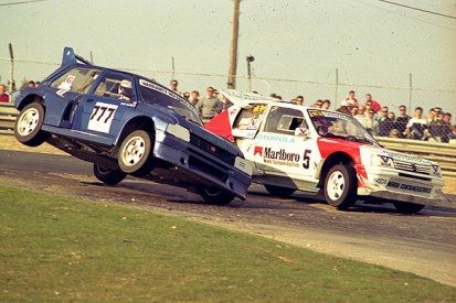 Mark Flaherty back to European Rallycross in 2015 after 20 years