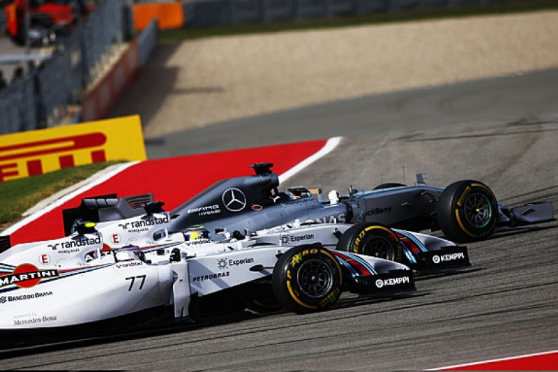 Mercedes F1 dominance won't last says Williams's Rob Smedley