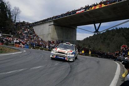 Toyota closes on 2017 World Rally Championship return