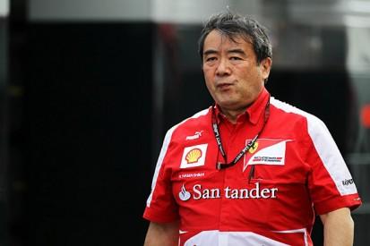 Tyre expert Hirohide Hamashima joins Ferrari F1 team departures