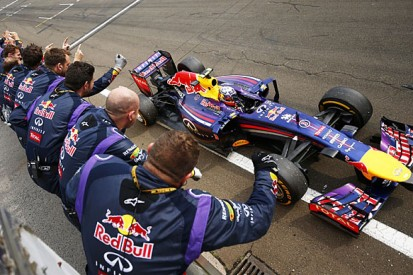 Horner: 2014 F1 turnaround one of Red Bull's best achievements