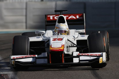 Campos replaces Hilmer in GP3 for 2015 season