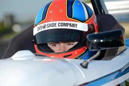 Bryan Herta's son Colton to race in MSA Formula in 2015