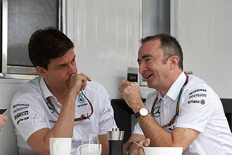 Mercedes' Toto Wolff thinks F1 teams need more than one boss