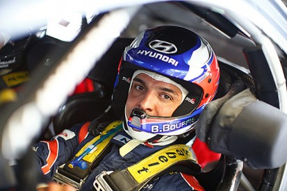 Bryan Bouffier to contest Monte Carlo Rally in an M-Sport Ford