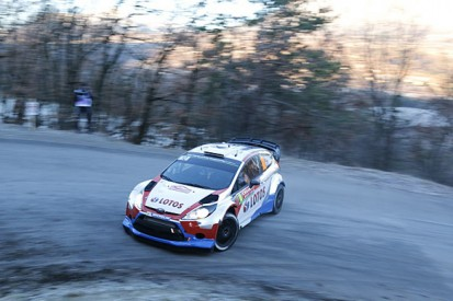 Ex-F1 ace Robert Kubica to continue in World Rally Championship