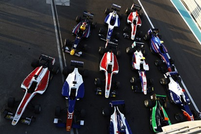 Marussia Manor entry not yet replaced as GP3 unveils 2015 calendar