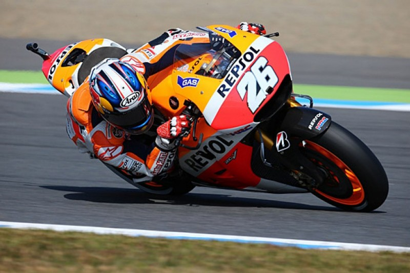 Honda says Dani Pedrosa is still a top rider despite no title wins