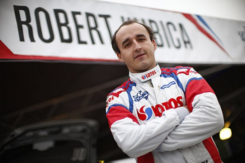 Robert Kubica confirms return to the WRC in 2015 in Ford Fiesta
