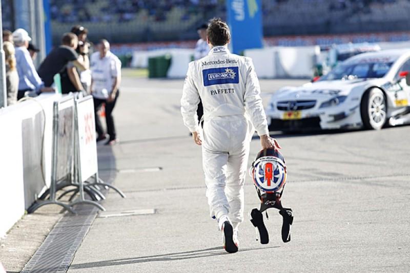 Gary Paffett: Early 2015 Mercedes deal helps erase 2014 DTM misery
