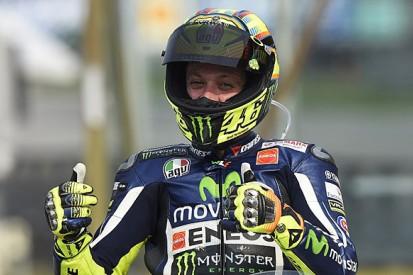Valentino Rossi thinks he's in best form of his MotoGP career