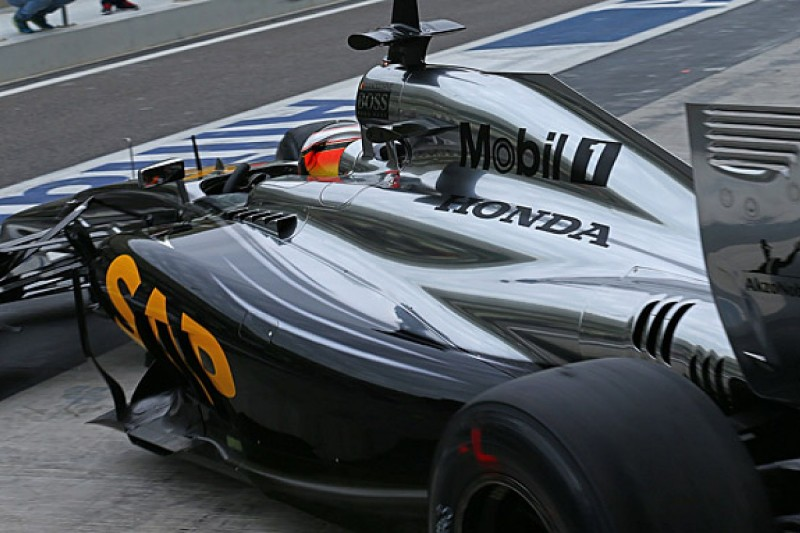 McLaren-Honda wants Formula 1 to unfreeze engine regulations
