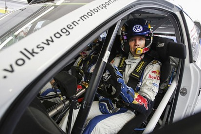 Two-time WRC champion Sebastien Ogier denies considering VW exit