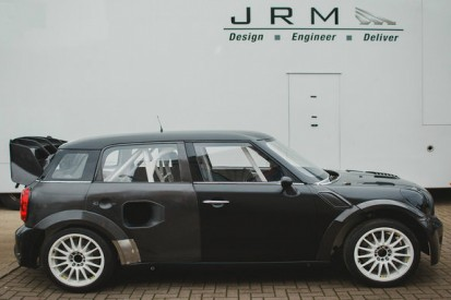 JRM expands into rallycross after buying Prodrive Mini RX project