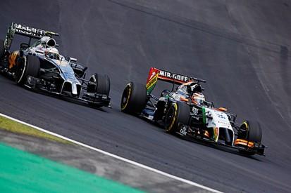 Boullier says Force India woke McLaren up during 2014 F1 season