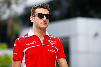 Jules Bianchi begins rehabilitation therapy in French hospital