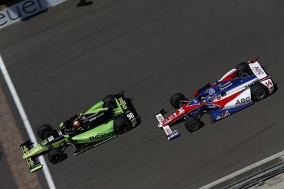 IndyCar team boss AJ Foyt to encourage intra-team battle in 2015