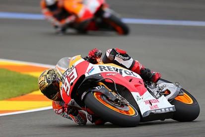 Honda not expecting Marquez to repeat 2014 MotoGP domination