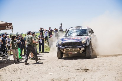 Dakar Rally: Al-Attiyah leads, trouble for Roma, Peugeot off pace
