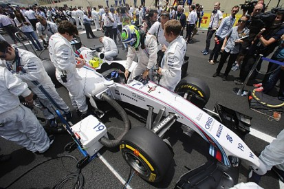 Williams F1 team reshuffles technical staff line-up for 2015