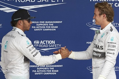 F1: Niki Lauda says Hamilton and Rosberg have more respect now