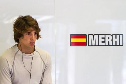 Roberto Merhi rules out Formula Renault 3.5 return in 2015
