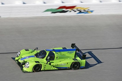 Alex Brundle and Olivier Pla get Krohn Ligier Daytona 24 Hours run