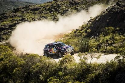 Dakar Rally 2015: Nasser Al-Attiyah surges back into lead for Mini