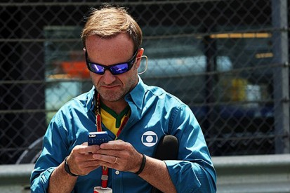 Ex-F1 driver Rubens Barrichello to contest 2015 Daytona 24 Hours
