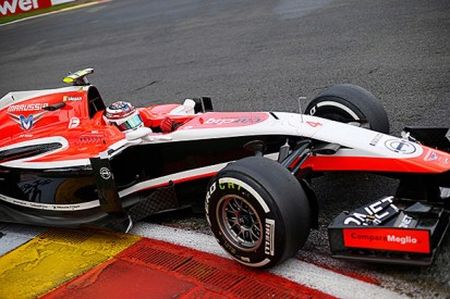 Marussia Formula 1 team collapsed with £31m debt
