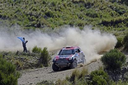 Dakar: Terranova wins stage three, Al-Attiyah still leads