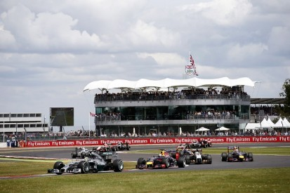 BRDC completes management restructure of F1 venue Silverstone