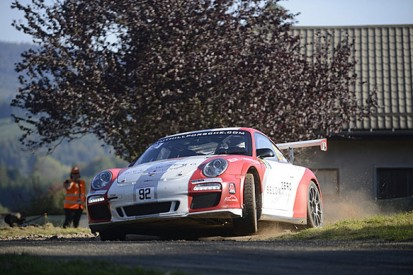 Francois Delecour commits to inaugural R-GT Cup