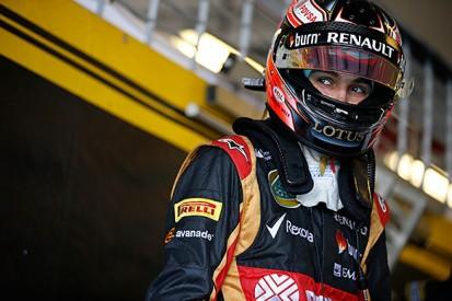 Lotus F1 junior Esteban Ocon hopes future will be clear soon