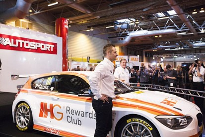 Andy Priaulx joins WSR for British Touring Car Championship return