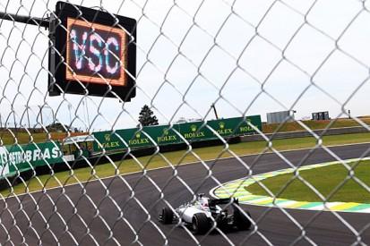 FIA announces Formula 1 virtual safety car procedure for 2015