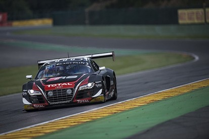 James Nash moves to Blancpain Sprint Series with WRT Audi