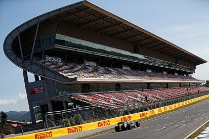 Barcelona and Red Bull Ring to host in-season F1 tests during 2015