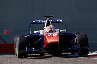 Luca Ghiotto switches from FR3.5 to GP3 for 2015 season