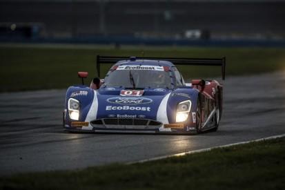 Daytona 24 Hours: Joey Hand and Ganassi lead test day one