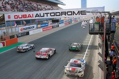 Black Falcon Mercedes wins 2015 Dubai 24 Hours