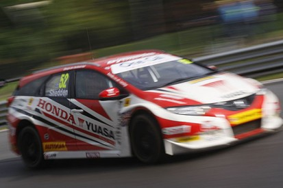 Honda yet to decide which car to use in 2015 BTCC