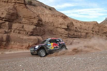 Dakar Rally: Nasser Al-Attiyah leads, Yazeed Al-Rajhi wins stage