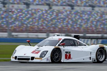 Daytona 24 Hours: Rubens Barrichello tops wet final test day