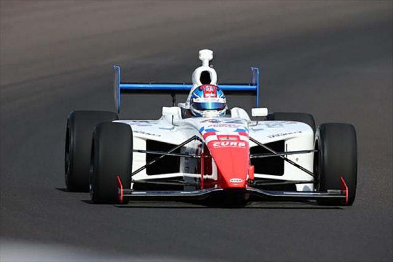 Jack Harvey retains Schmidt Indy Lights seat for 2015