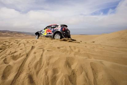 Dakar Rally: Nasser Al-Attiyah takes control, Nani Roma fastest