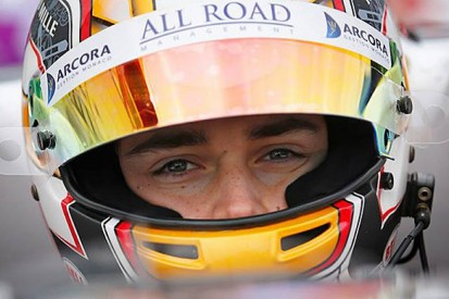 Nicolas Todt protege Charles Leclerc secures F3 deal for 2015