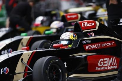 Lotus F1 juniors Albon, Boccolacci join Signature for European F3